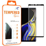 Black 3D Tempered Glass Screen Protector - Samsung Galaxy Note 9